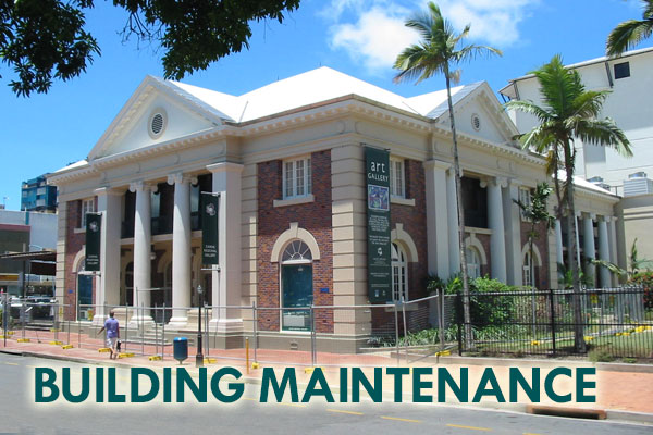 Building Maintenance - Mackay Builders - John Foster Projects
