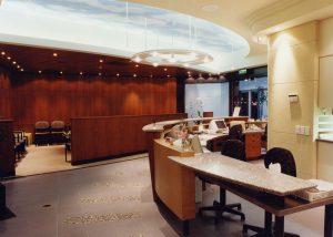 CQ Eye Centre Interior