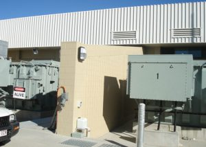 Ergon Energy Substation