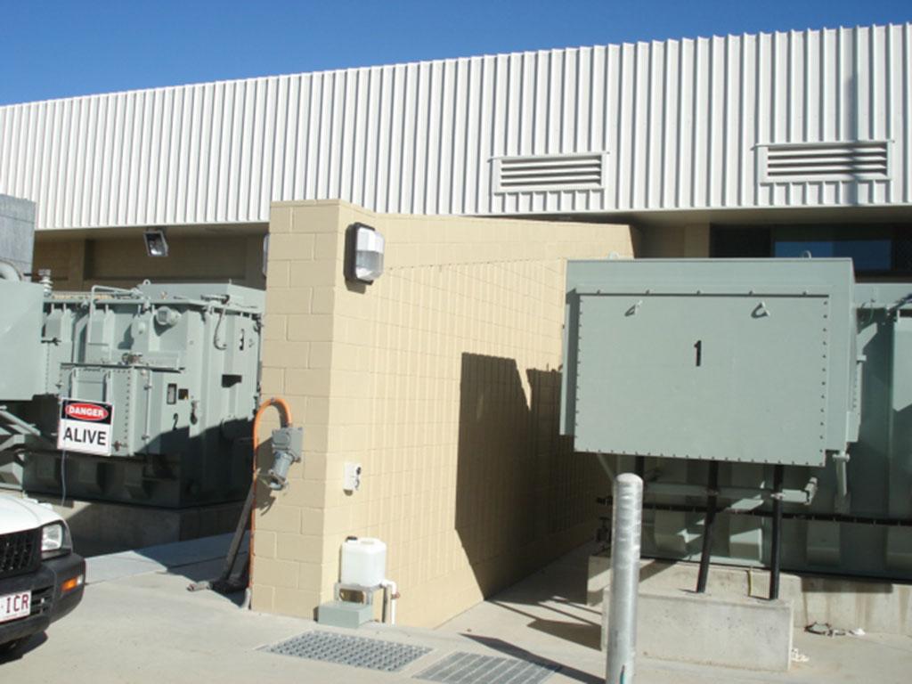 Ergon Energy Substation