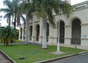 Former Mackay Police Station