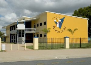 Holy Spirit College Classrooms