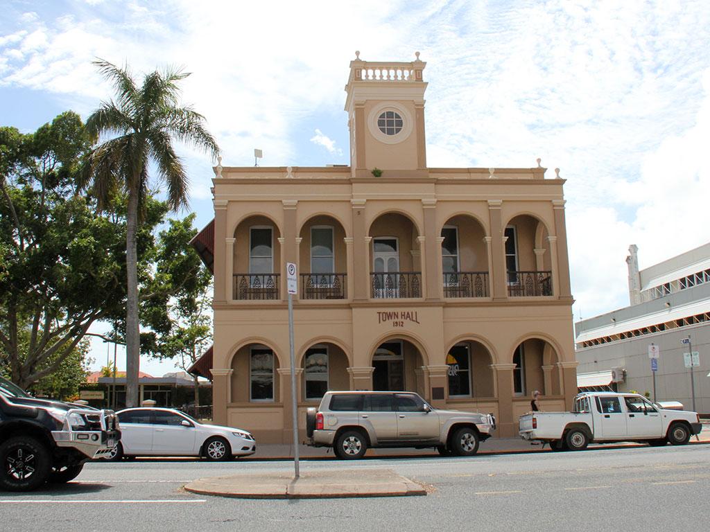 Mackay Town Hall