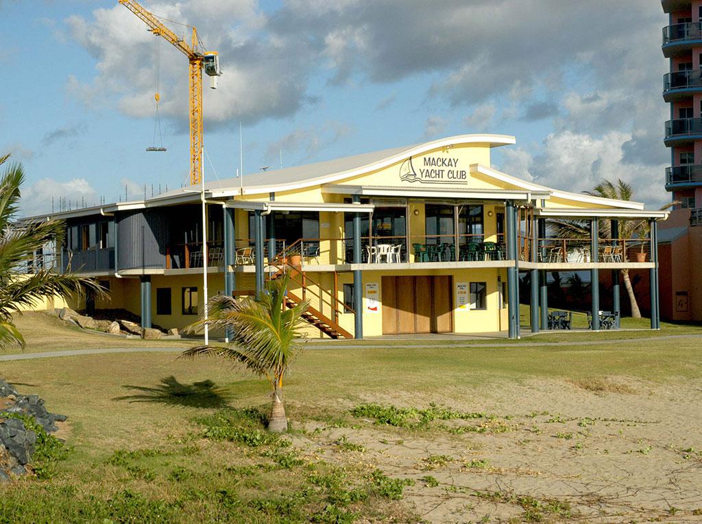Mackay Yacht Club