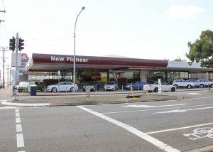 New Pioneer Motors