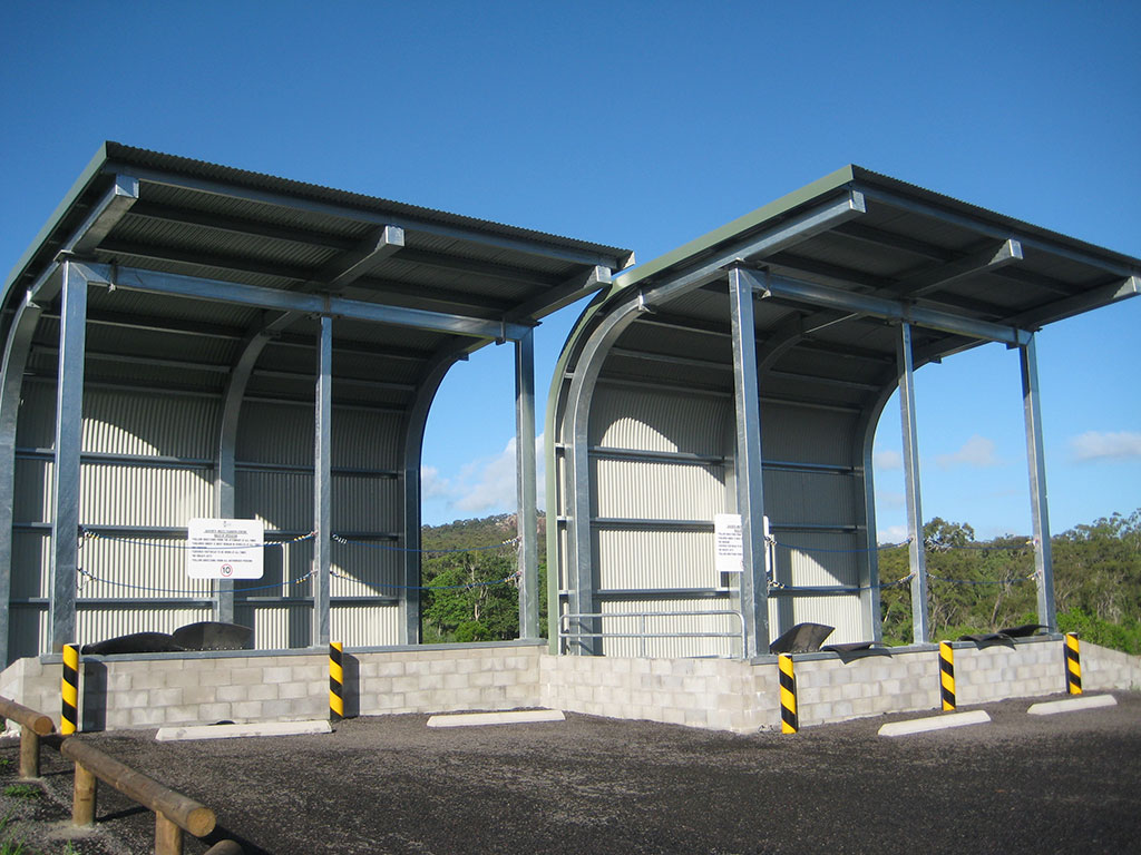 Seaforth Waste Transfer Station