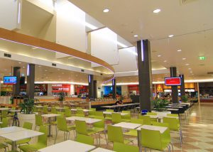 Stockland Rockhampton Food Court