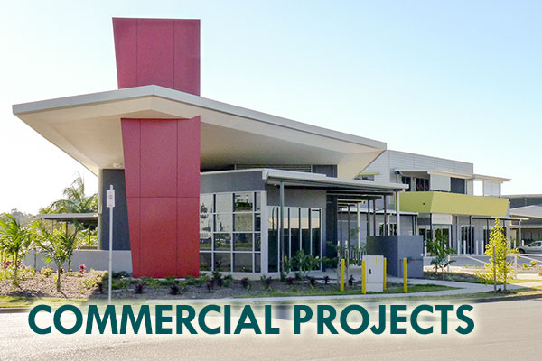 Commercial Projects - Mackay Builder - John Foster Projects