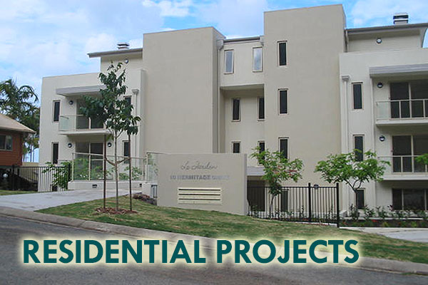 Residential Projects - Mackay Builder - John Foster Projects